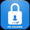 Password Hacker Fb Prank icon