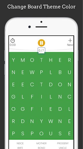 Word Search Puzzle Game screenshot 3
