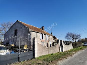 maison à La Croix-en-Brie (77)