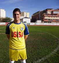 """Photo: Defensa: Isla Cristina F.C. Sebastián Jesús Luis Rivero , """"Sebita"""""""