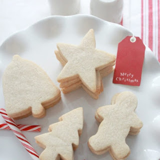 Snickerdoodle Cut-Out Cookie.