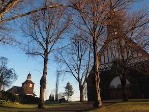 Photo: Pomarkku tunnetaan kahden kirkon kylänä.