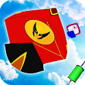 Superhero Kite Battle - Flying Master 3D icon