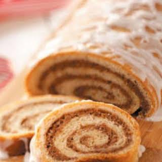 Hungarian Nut Rolls.