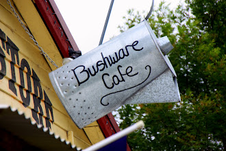 Photo: Year 2 Day 161 - The Bushware Cafe at Cabbage Tree Creek
