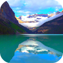 Lake Video Wallpaper 3D icon