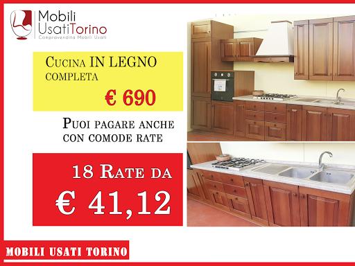 Vendita Cucine Usate Torino.Mobili Usati Torino Negozio Di Mobili Usati A Settimo Torinese