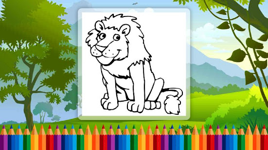 Tier Coloring für Kinder – Apps bei Google Play