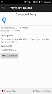 Guthook Guides Australia & New Zealand- screenshot thumbnail