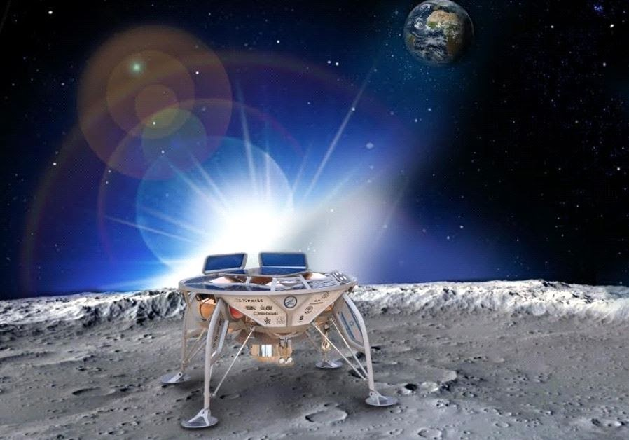 Israel makes advance in lunar probe