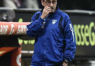Le président de Naples donne un indice sur l'avenir de son ex-coach Maurizio Sarri et de Jorginho