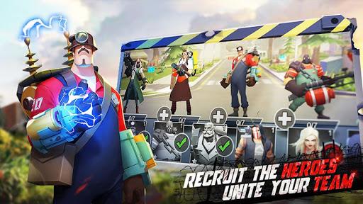Hero Z:Survival Evolved screenshot 8