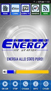 Radio Energy Potenza- miniatura screenshot