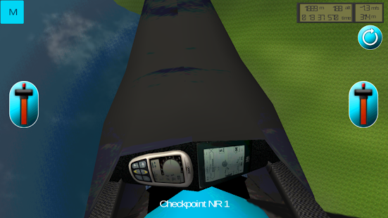 Paragliding Simulator- screenshot thumbnail