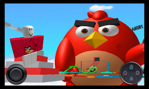 New Angry Birds Roblox beta hints - náhled