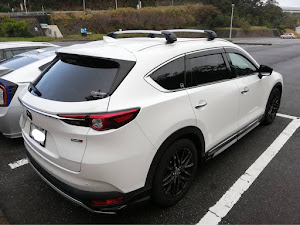 CX-8  XD PROACTIVE AWDのカスタム事例画像 ワルクマ8)^o^(さんの2019年11月26日11:57の投稿