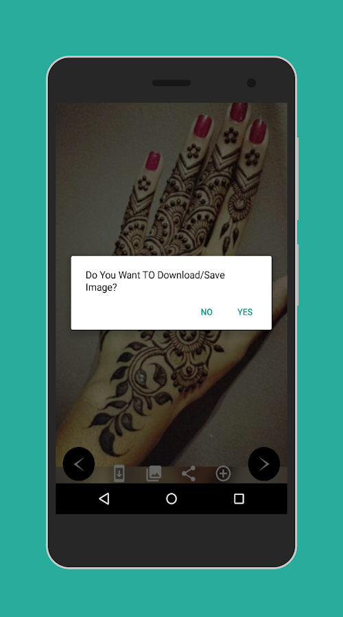 Mehandi Designs- screenshot