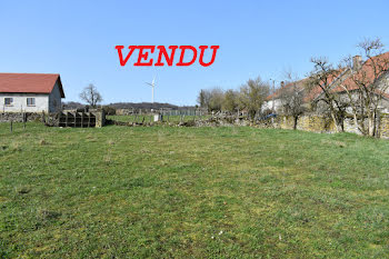 terrain à Verne (25)