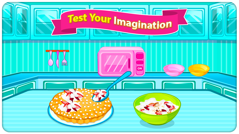 Fruit Tart - Cooking Games- screenshot