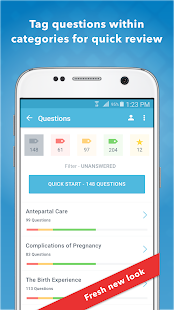 NCLEX RN Lippincott Review- screenshot thumbnail