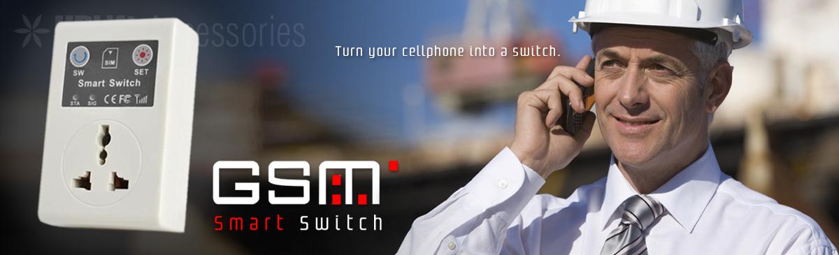 GSM Smart Switch
