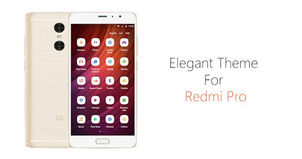 Theme - Xiaomi Redmi Pro | Redmi Note 4 - náhled