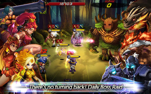 Wonder Tactics 1.6.1 screenshots 18