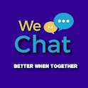 WeChat : BETTER WHEN TOGETHER icon