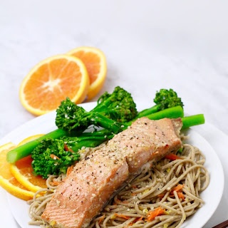 Orange Ginger Noodles Recipes