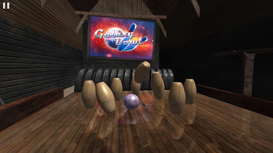 Galaxy Bowling 3D Free- screenshot thumbnail