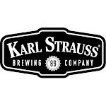 Logo of Karl Strauss Under The Stairs Peach