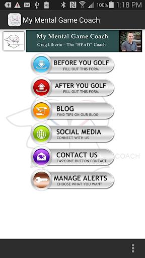 My Mental Game Golf