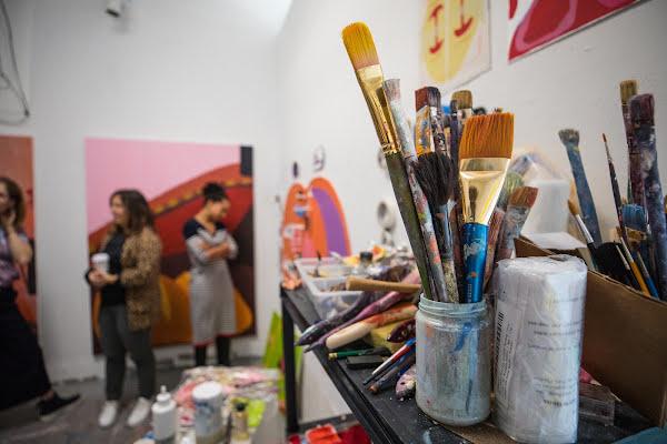 Whitney Curators Visit RISD