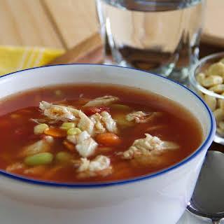 OLD BAY Maryland Crab Soup.