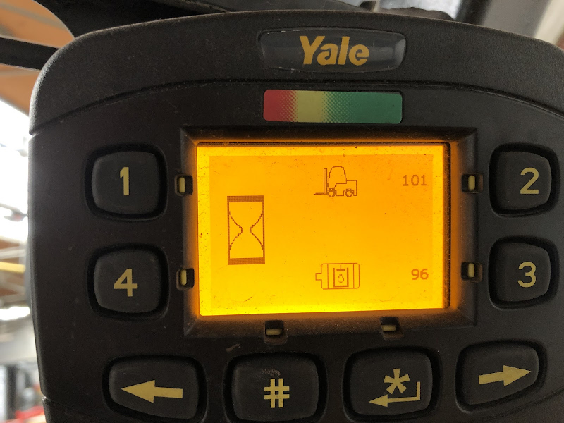 Picture of a YALE ERP55VM6