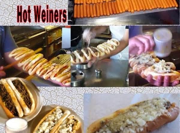 R.i. Hot Weiners: Gaggers (gaggahs), Weenies Recipe