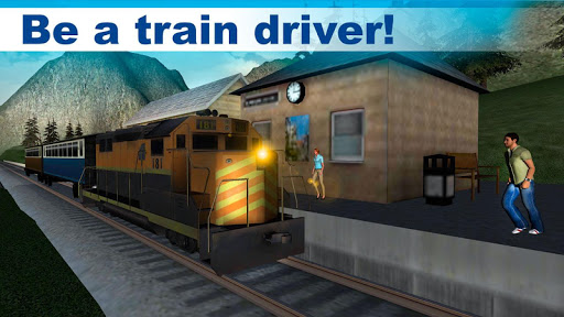 Train Motorman - Passengers Delivery Apk Download Free for PC, smart TV