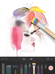 PaperDraw:Paint Draw Sketchbook APK screenshot thumbnail 12