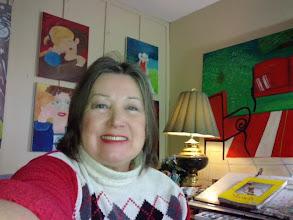 Photo: Gloria Poole; selfie in Missouri yr 2013