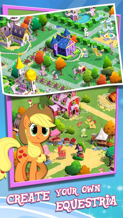 MY LITTLE PONY- screenshot