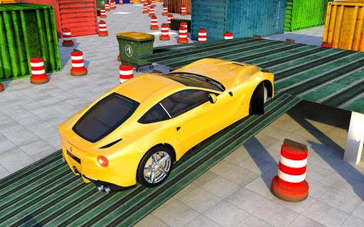 Télécharger King Car Parking Multi Drive: Parking en garage APK MOD (Astuce) screenshots 4
