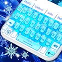 Winter Snow Keyboard icon