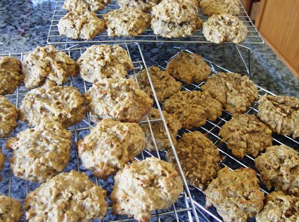 Peanut Butter Banana Oat Breakfast Cookies Recipe