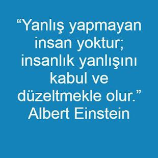 Albert Einstein Sözleri for PC-Windows 7,8,10 and Mac apk screenshot 4