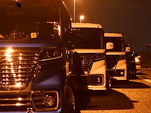 スペーシアカスタム MK53S ハイブリッドXSターボ 2019年式のカスタム事例画像 りりょりょーさんの2020年07月29日21:06の投稿