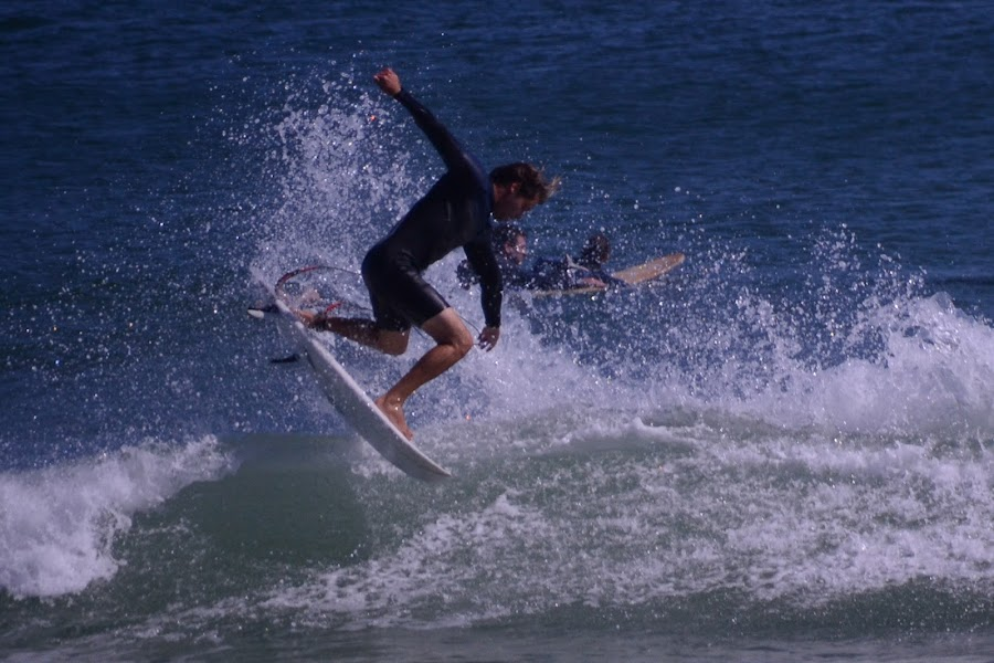 by Michael Snow - Sports & Fitness Surfing