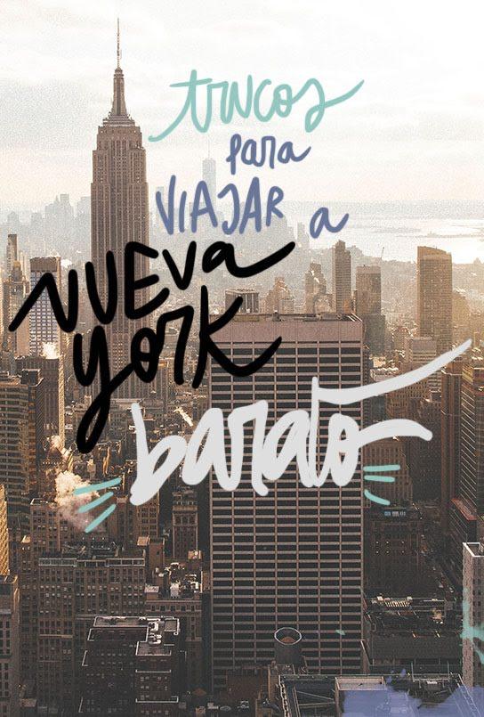 viajar barato a Nueva York