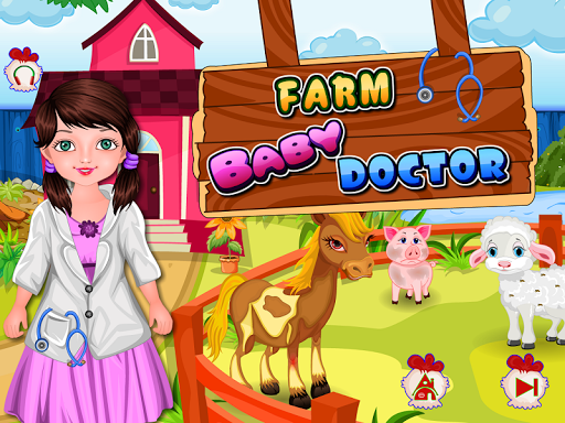 농장 아기 의사 게임