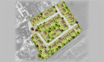 Terrain à bâtir 446 m2