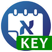 Hebrew Date Manager Key